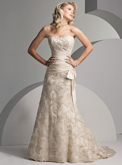 Svatebni Saty Maggie Sottero Model Diana 38 5 500 Kc Svatebni