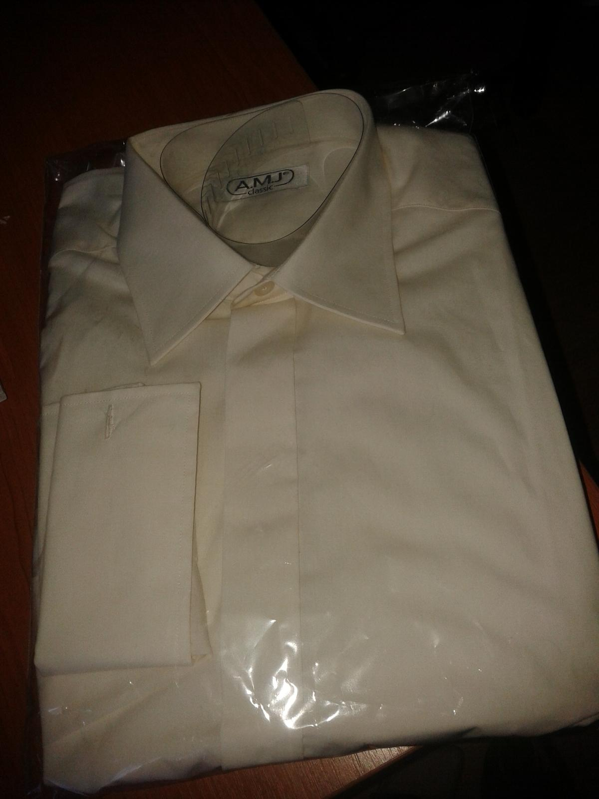 c19920003a5b Pánska košeľa a.m.j.