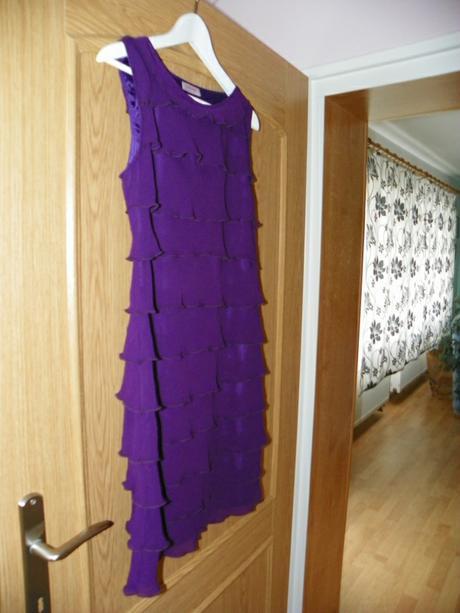 Volánkové šaty vel.38 ORSAY, 38