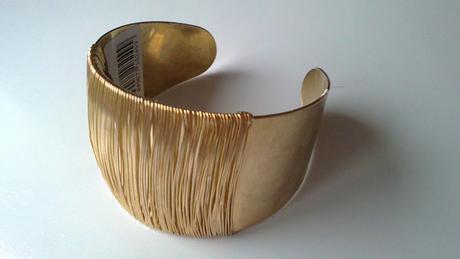 Zlatý náramek Bijou Brigitte,