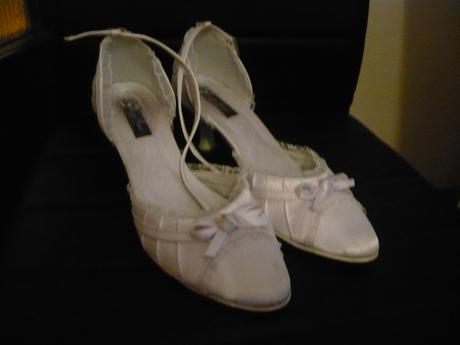 svadobné topánky, 36