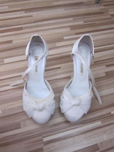 Svadobné topánky, 34