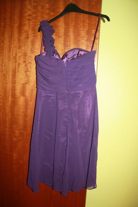 Šifónové šaty UK 10 - Ever-Pretty, 38, 38