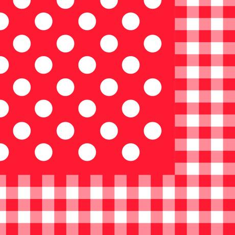 servítky z netkanej textílie anton červené,