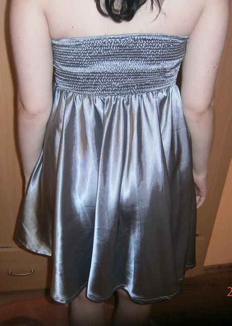 Jednoduché šaty vel.38, 40