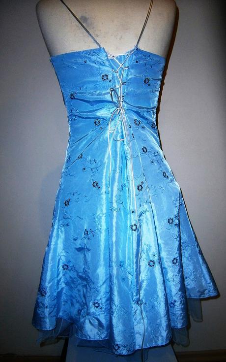 korzetové šaty vel., 42
