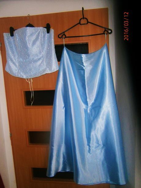 korzetové šaty vel., 46