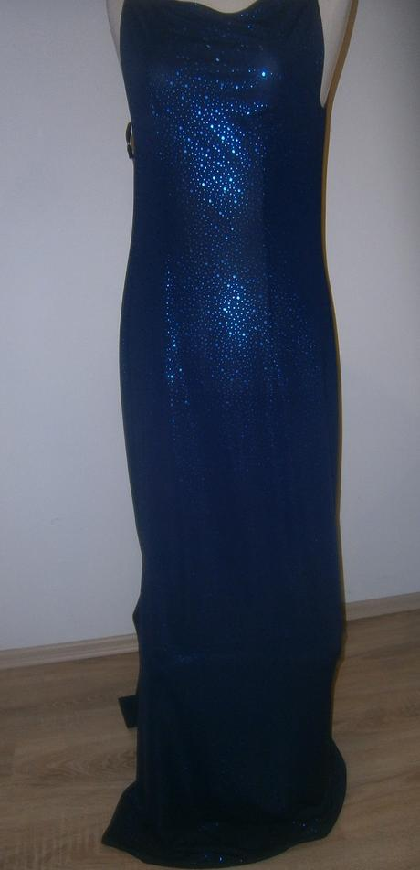 lehké společenské šaty vel.38, 40