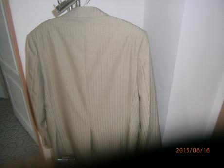 oblek-sako ,vesta,kalhoty, vel.50, 52