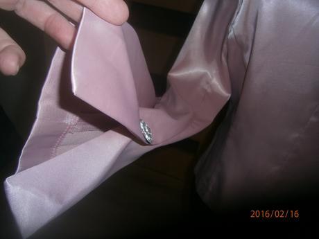 saténové sako s podšívkou , 38