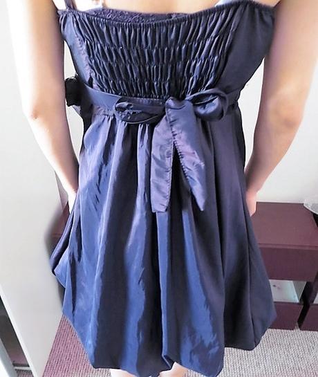 šaty s lesklými detaily vel.38, 40