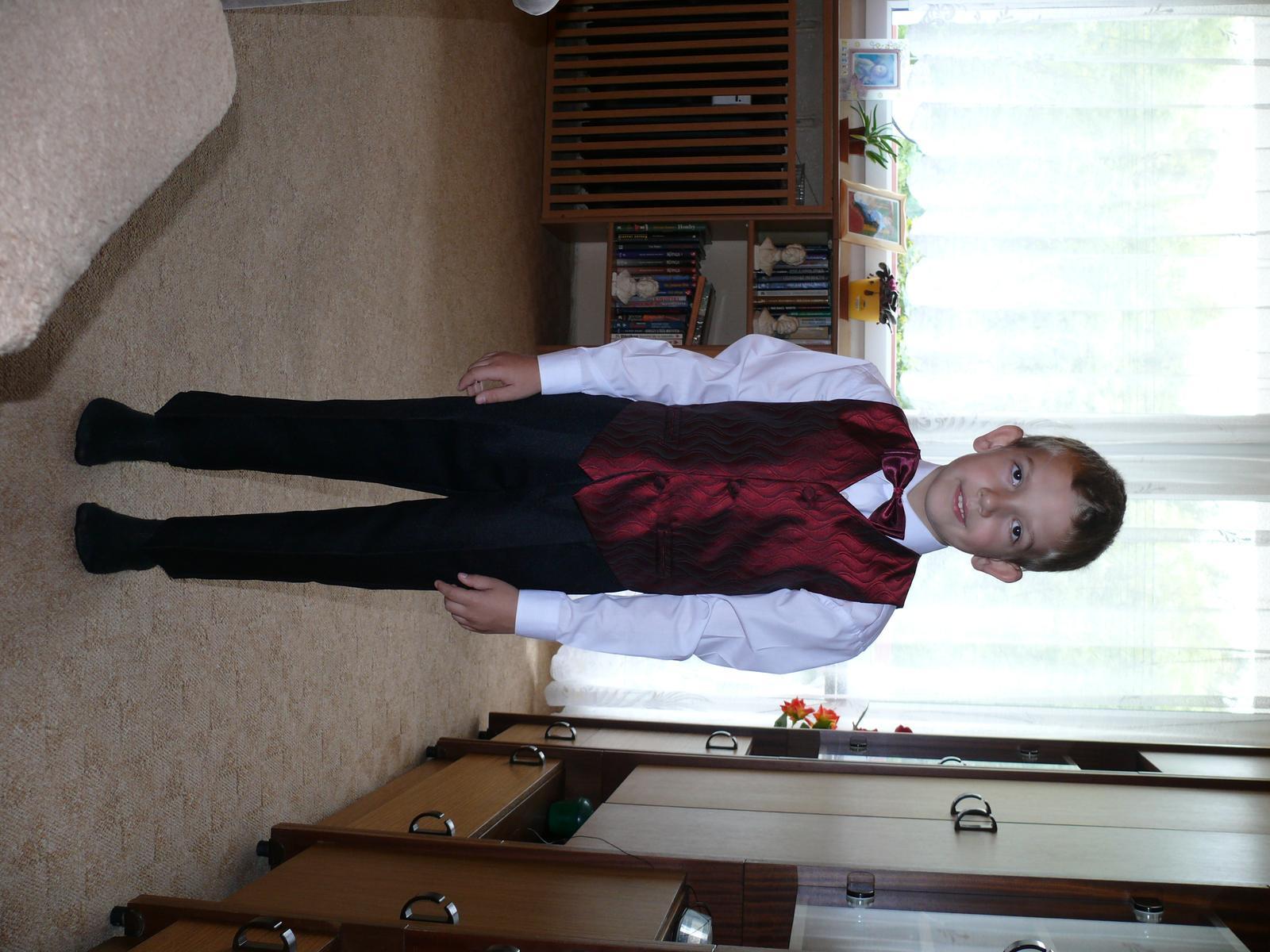 oblečení pro mládence 116-122 03e57a69a4