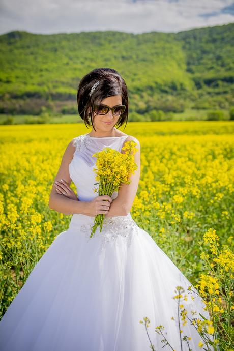 Luxusné svadobné šaty JUSTIN ALEXANDER, 34
