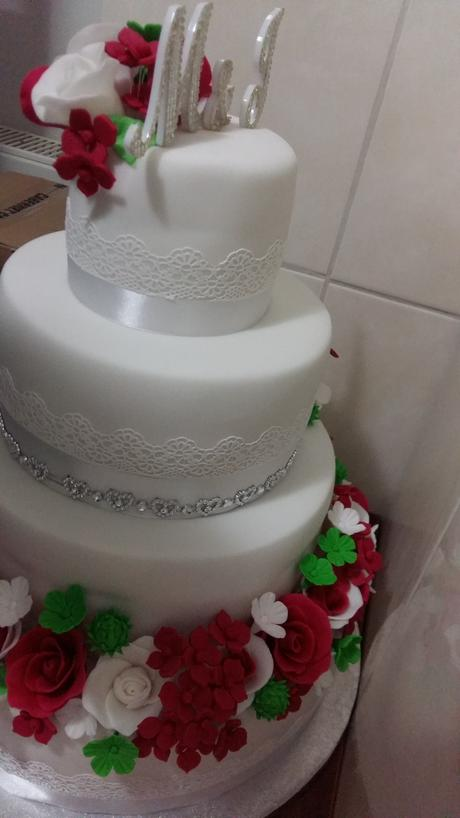 Písmenká na tortu ,
