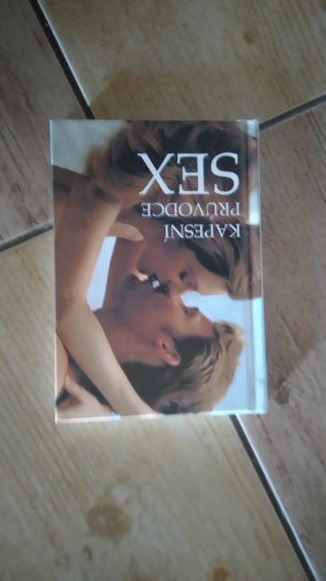 kniha kapesní průvodce sex ,