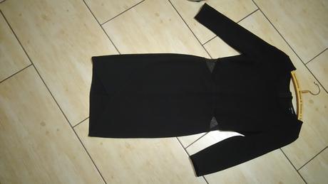 Večerní šaty černé, M