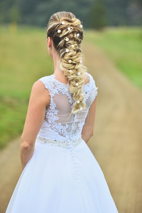 Svatební šaty - vel. 36, 36