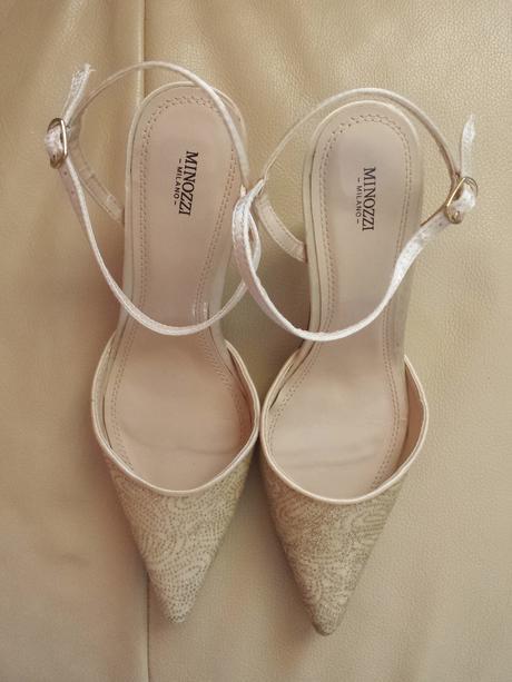 Spoločenské poltopánky - 1 x obuté , 38