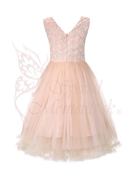 Exkluzívne šaty ružové - veľkosti od 34-46, 34