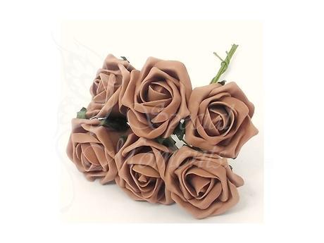 Penové Ruže Champion 6,5 cm,
