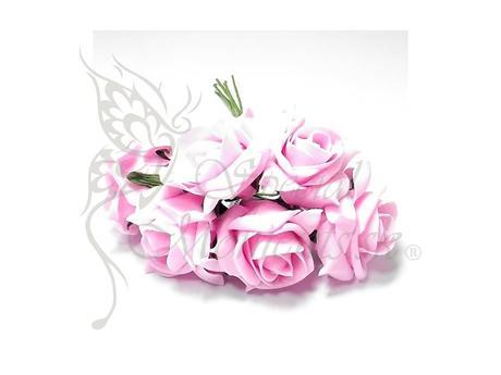 Penové ruže Noble 7 cm ,