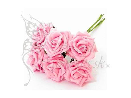 Penové Ruže Prize 6 cm,