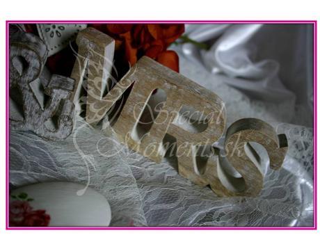 Slová Mr & Mrs,