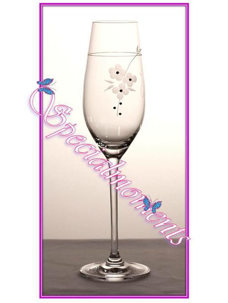 Svadobné poháre Carolina 2 ks,