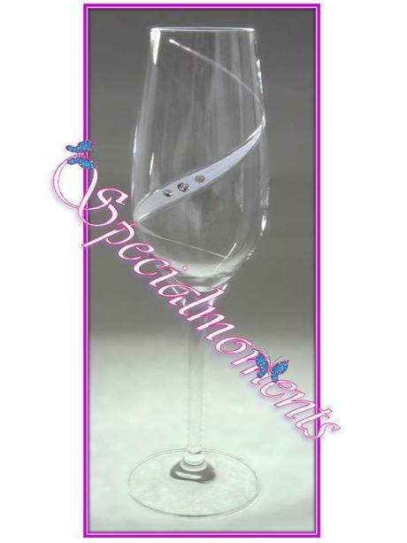 Svadobné poháre Line Exclusive 2 ks,