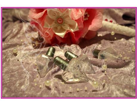 Svadobný bublifuk diamantové srdiečko strieborné,