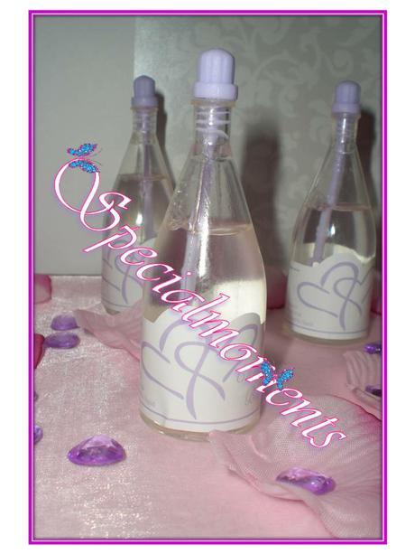 Svadobný bublifuk  - šampanské - 4 farby,