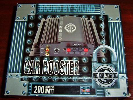 Car booster,
