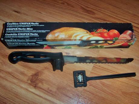 Obojstranný kuchynský nôž,