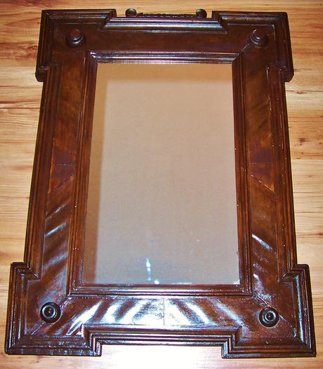 Starožitné zrkadlo,