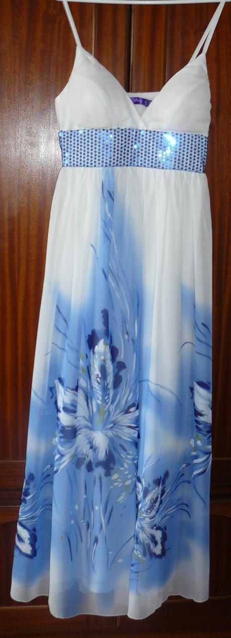 Spoločenské šaty pretty-dresses, 38