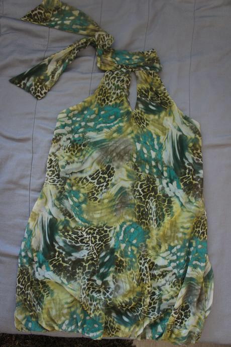 Balónove šaty, 38