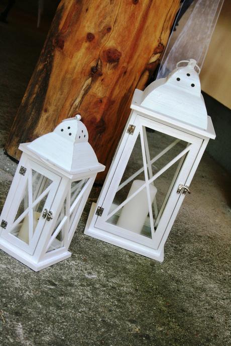 Dvojsada bielych lampášov,