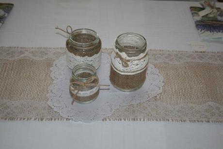 Vintage svietniky,