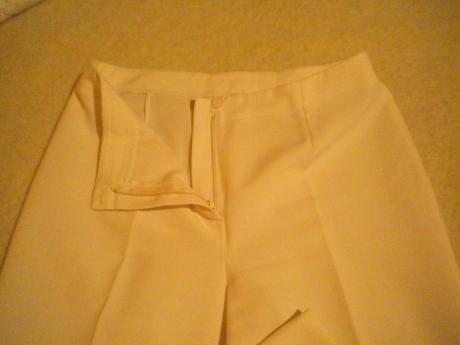 Kremove nohavice, 40