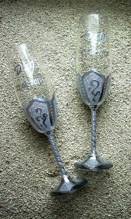 Svadobne poháre,