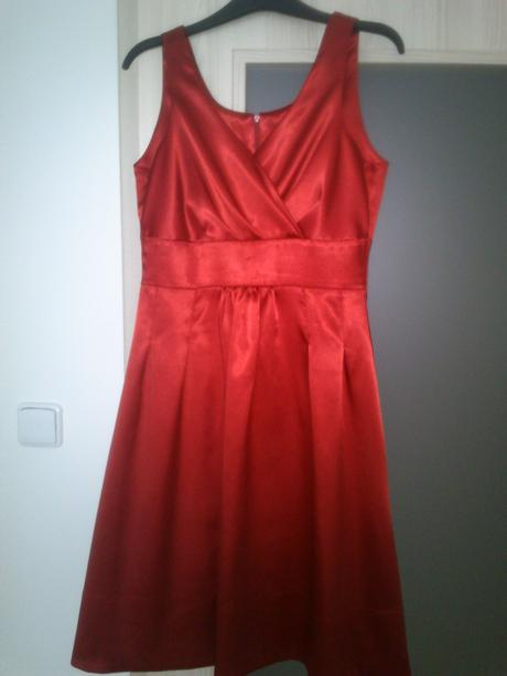 Šaty na redový, 38
