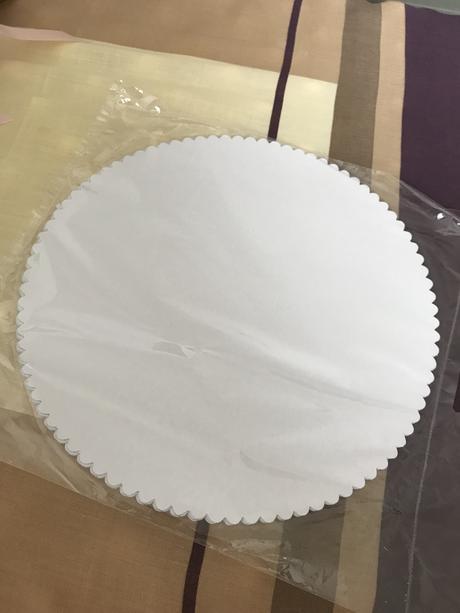 Papierove tortove podlozky 28cm,