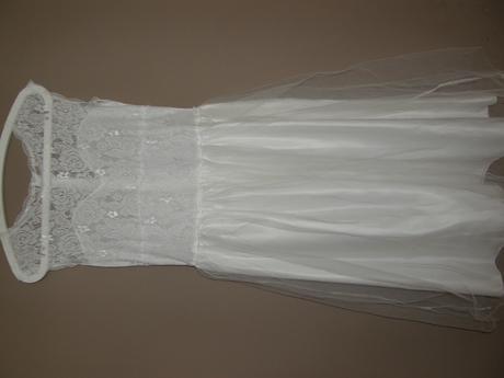 Krajkové svatební šaty/i těhotenské/Boho styl, 38