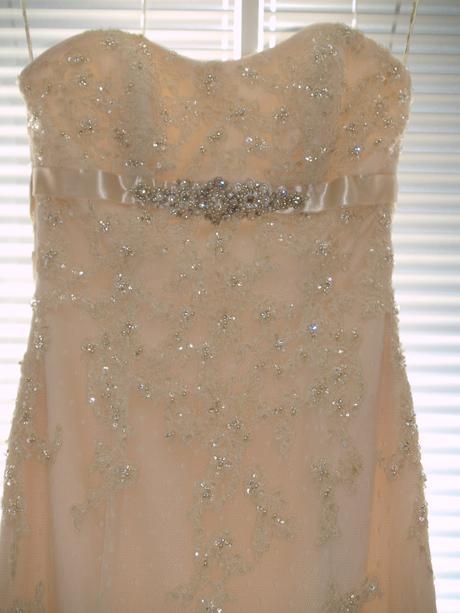 Luxusní  šaty originál Sottero and Middgley, 38