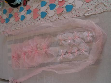 Růžovo-Ivory-Tyrkysová svatba,