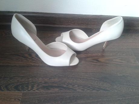 Kožené topánočky, 39
