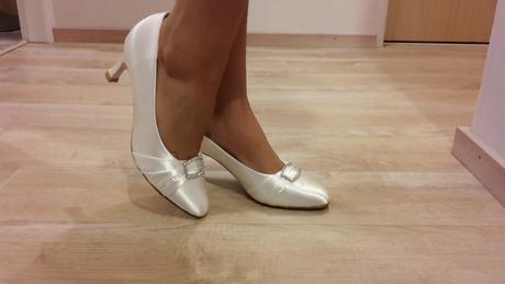 Svadobné tanečné topánky, 39