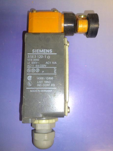 Prepínač s kladkou Siemens,