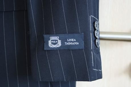 Italský oblek R.E.A. SARTORIALE - linea Tasmania, 52