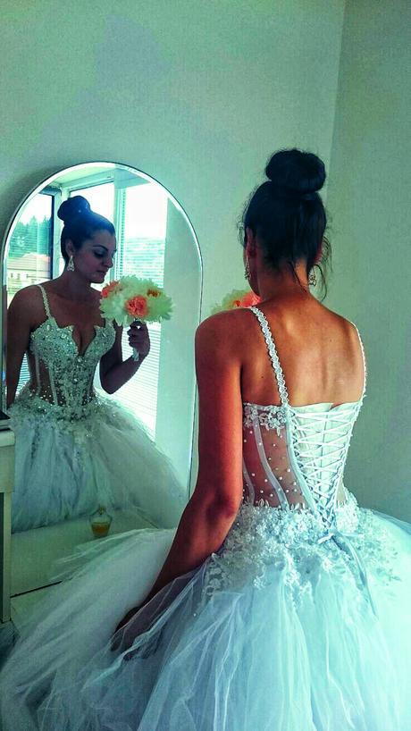 Svatební šaty Afrodita., 36